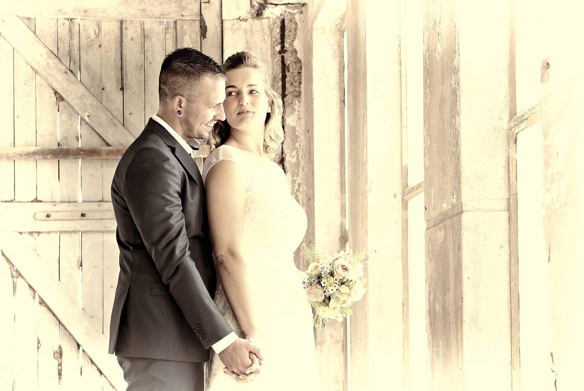 Bruidspaar in Pand OKO